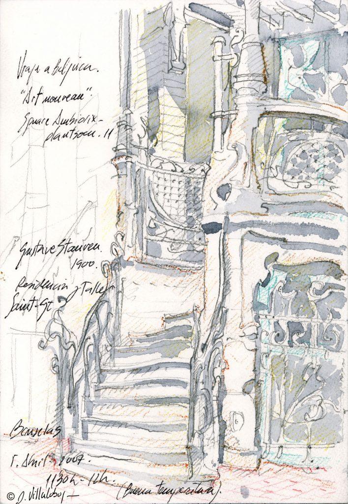 danielvillalobos-sketch-sketchbook-skechtravel-belgium-2